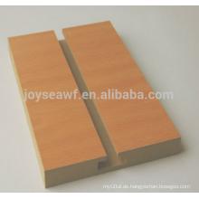 Melamin mdf verkleidung für wände geschlitzte tafel mdf geschnitzte tafel