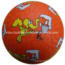 Animals Colorful Rubber Kickball Toys