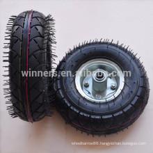 trolley tyre 4.10/3.50-4 solid wheel