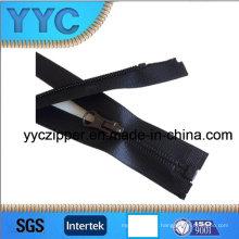 Fermeture à glissière personnalisée en nylon à 7 # imperméable pour vêtements