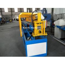 Rolling Shutter Door Track Roll Forming Machine