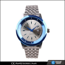 Reloj de acero inoxidable japan bettery