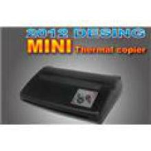Mini Copiador Térmico preto 1700g