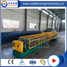 Steel Round Down Pipe Cold Roll Forming Machinery