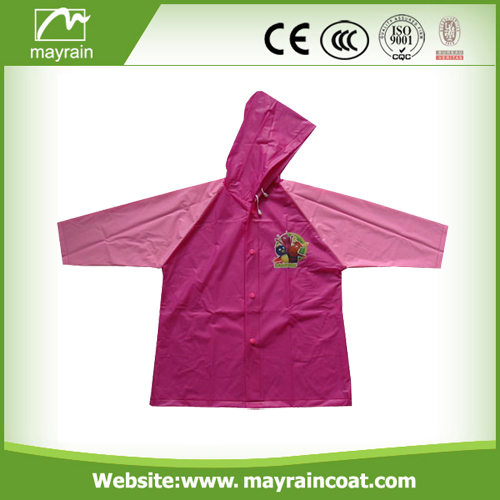 Colorful Wear PVC Jacket