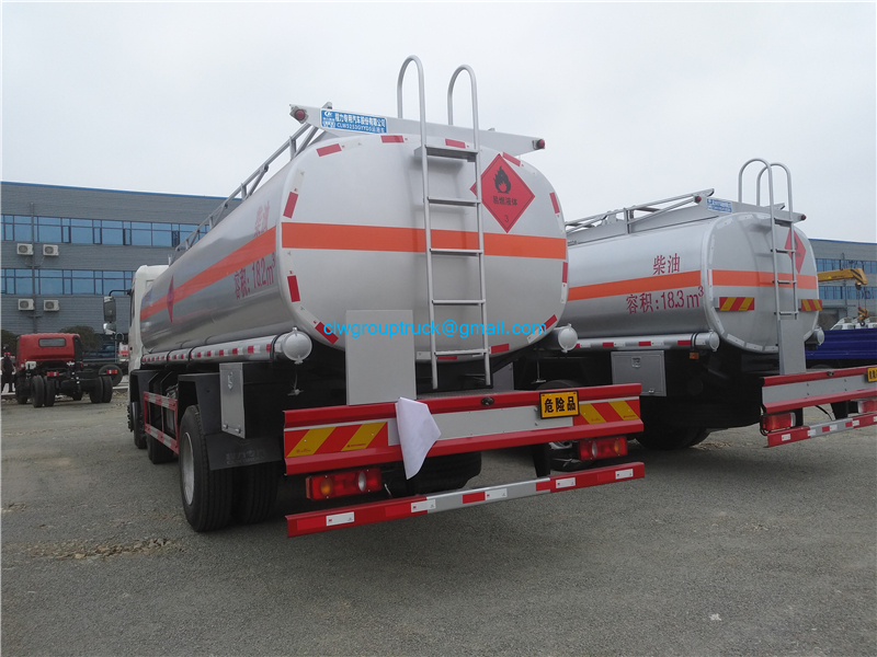 Dongfeng Oil Truck 4
