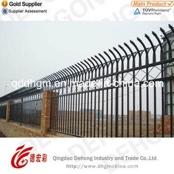 Railway Galvanized Wrought Iron Fence/Wrought Iron Fence/Iron Fencing