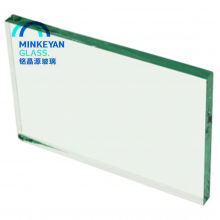 verre flotté trempé float clair 10mm Fabricants en Chine