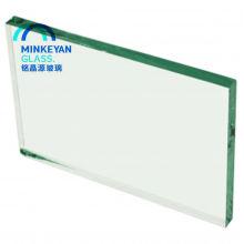 clara float vidro laminado temperado 10mm fabricantes na China