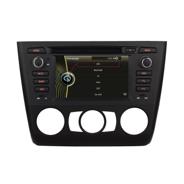 Car DVD for BMW 1 Series E81 E82 E87 E88 GPS Navigation with Bluetooth/Radio/RDS