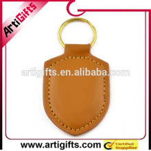 Wholesale custom leather keyring