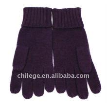 Damen gestrickte Handschuhe