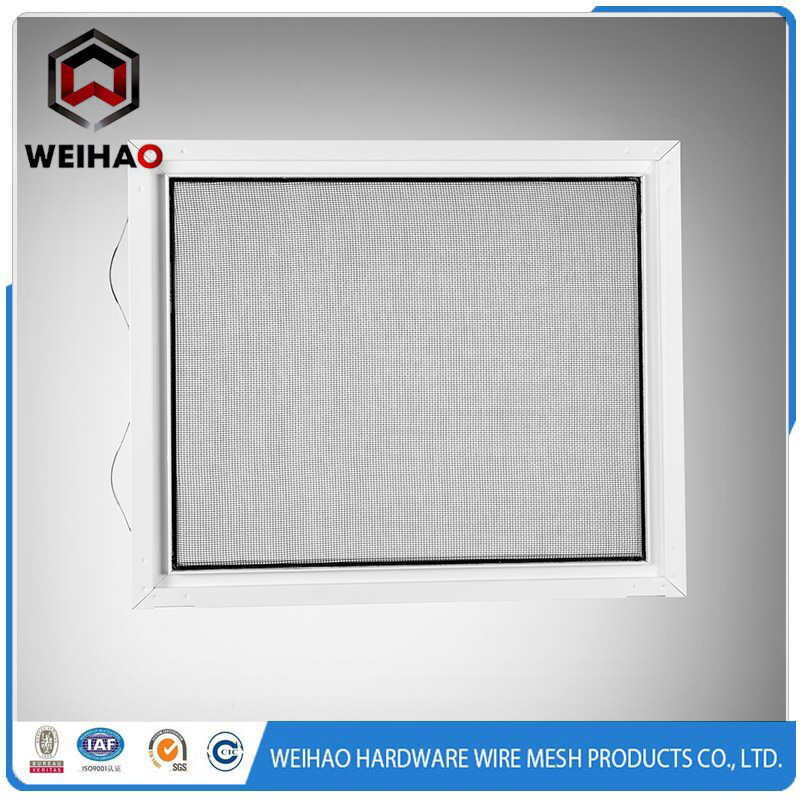 steel window screen