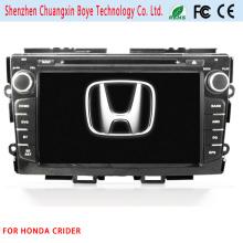Vídeo del coche de la navegación del coche para Honda Crider