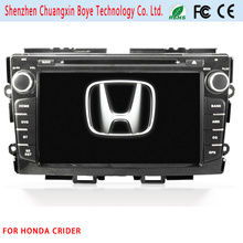 Car Navigation Car Video for Honda Crider