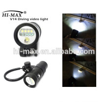 Discount price 32650 Video Diving Light Lamp with 100degree Soft Beam