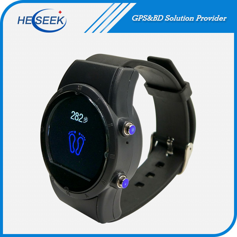 Smart Phone GPS Watch Monitor Waterproof