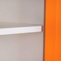 Шкафы для документов из стали для офиса и школы