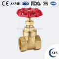 ZFV GVB15-50 6 inch inner screw bronze gate valve