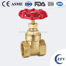 ZFV-GVB15-50-6 Zoll innere Schraube Bronze Absperrschieber