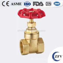 ZFV GVB15-50 6 polegadas parafuso interno bronze válvula de gaveta