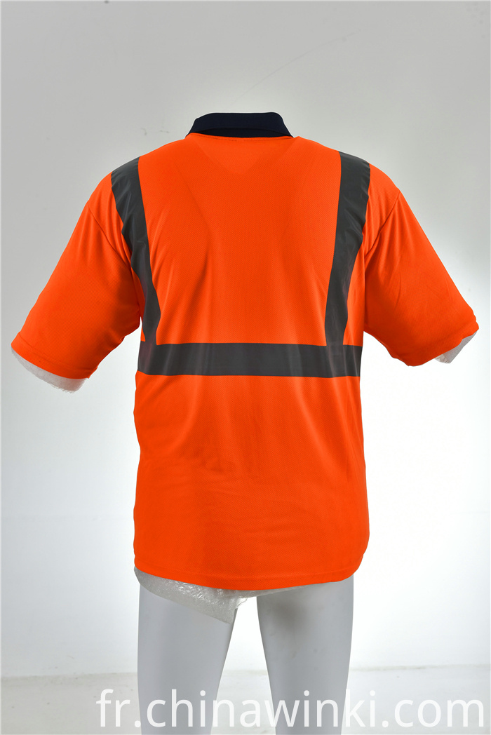 construction safety shirt