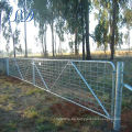 Factory Main Gate Designs Galvanized 16ft Farm n Type Stay Gate