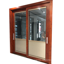 Commercial system high performance Anti-theft temporary sliding door
