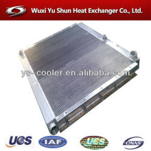 aluminum plate&bar air-cooled evaporator