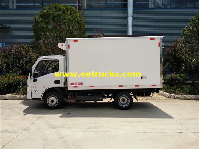 Insulated Box Vehicles