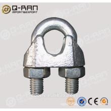 Gréement U.S. Type malléable câble Clip/fil maintien attaches de fil Clip/métal