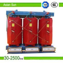 1000kVA 50 Гц сухой Тороидальный трансформатор для питания