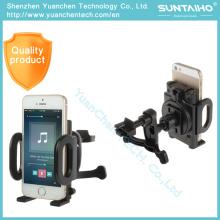 Suporte ajustável universal do telefone móvel do suporte 360 portátil do telefone do carro