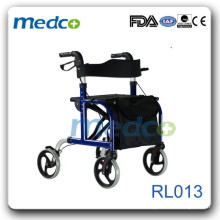 Good quality light weight Rollator with rest seat RL013