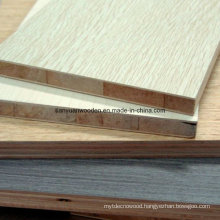 Hot Sale High Quality Melamine Blockboard (18mm)