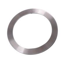 Junta de anillo de metal para tubería de petróleo