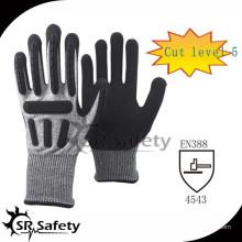 SRSAFETY высокоэффективные защитные перчатки / ударные перчатки