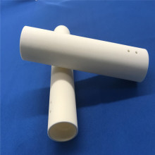 Wear Resistance 99% Aluminum Al2o3 Ceramic Tube Pipe