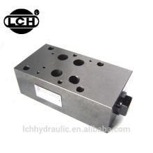 pneumatic control z1s sandwich plate check z2fs10 modular throttle valve