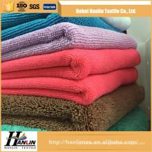 Solid color Microfiber Face Towel