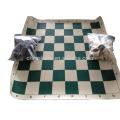 Jeu d'échecs mis en gros ensemble de sac de toile ensemble