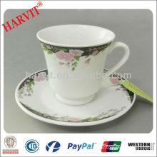 Uso del restaurante Tea Cup Set SGS / FDA