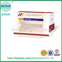 Treatment of mycoplasma, Respiratory Diseases Pant Disease, High Quality