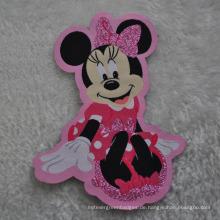 Stoff Mikey Patch für Kinder Kleidungsstück Label