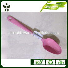 long spoon eco-friendly spoon bamboo fiber spoon