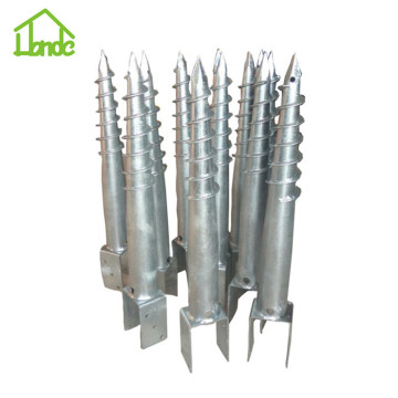 U Flange Ground Screw untuk Log Cabin