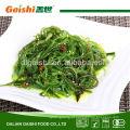China temperada com salada de wakame