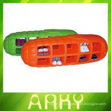 Hochwertige Kinder-Plastikschuh-Rack für Kindergarten