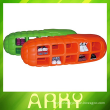 High Quality Kids Plastic Shoe Rack for Kindergarten