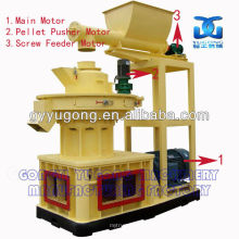 High Efficiency LGX-900 Rice husk/ stalk/ sawdust pellet mill machine